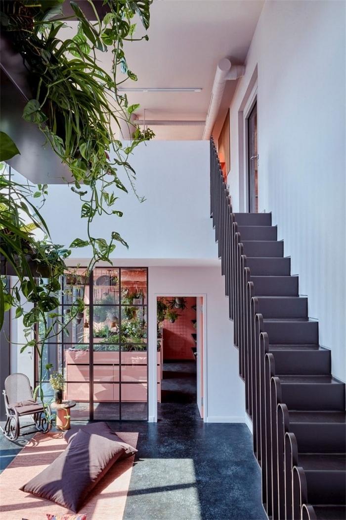 德国法兰克福 Lindleystrasse 酒店设计 酒店设计 橱窗设计 德国