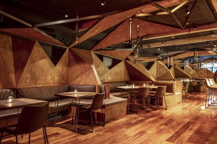 阿根廷 Mamba 酒吧设计 酒吧设计 店面设计 商业空间设计