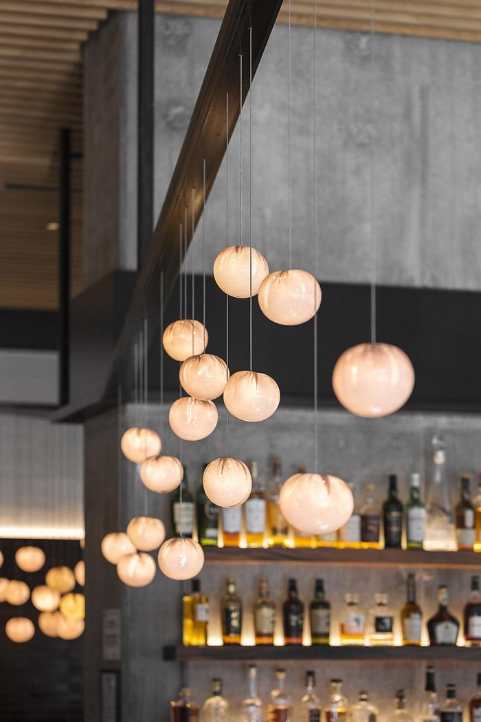 美国西雅图 Wild Ginger 餐厅设计 餐厅设计 酒吧设计 美国