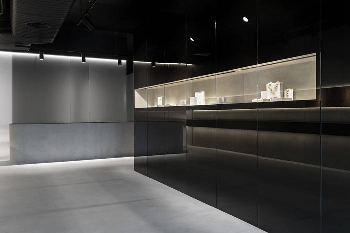 澳大利亚悉尼 Sarah & Sebastian 珠宝饰品店设计 饰品店设计 精品店设计 珠宝店设计 澳大利亚 店面设计 展示设计