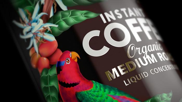 巴布亚新几内亚 Mosin 咖啡VI设计 海报设计 店面设计 商业空间设计 名片设计 包装设计 VI设计
